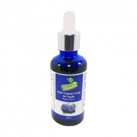 Huile végétale - Nigelle - 50 ML