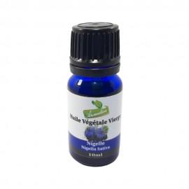 Huile végétale - Nigelle - 10 ML