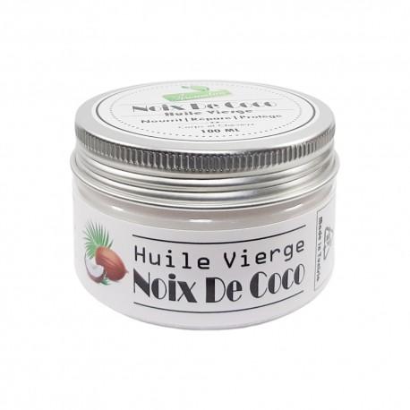 Huile végétale - Noix De Coco - 100 MLe