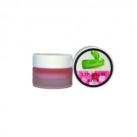 Baume à Lèvres Pétales De Rose - 5 Gr