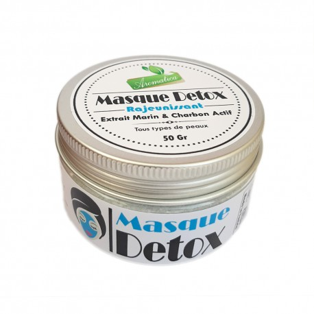 Masque DETOX Peel-Off 50Gr